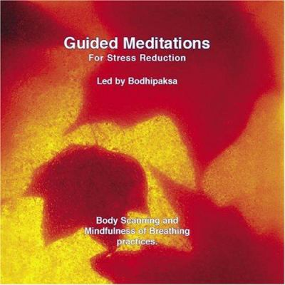 GUIDED MEDITATIONS :FOR STRESS REDUCTION 9780972441421