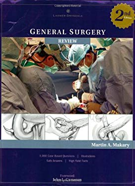 General Surgery Review 9780976066224