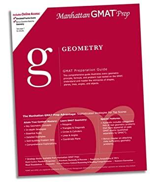 Geometry GMAT Preparation Guide 9780974806945