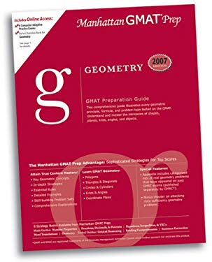 Geometry GMAT Preparation Guide 9780979017544