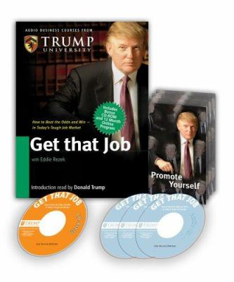 Get That Job [With CD-ROM with Workbook and Trump Cards] 9780977421213