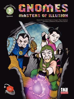 Gnomes: Masters of Illusion 9780973281927