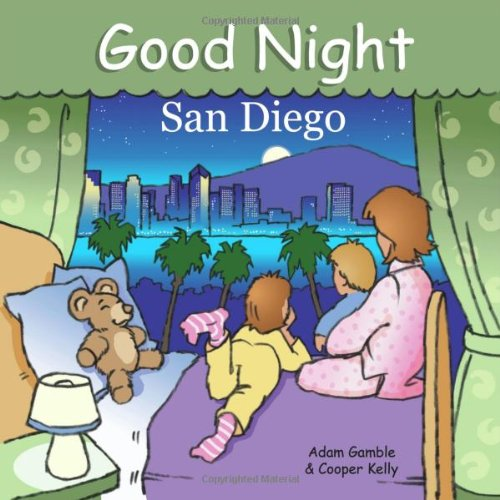 Good Night San Diego 9780977797967