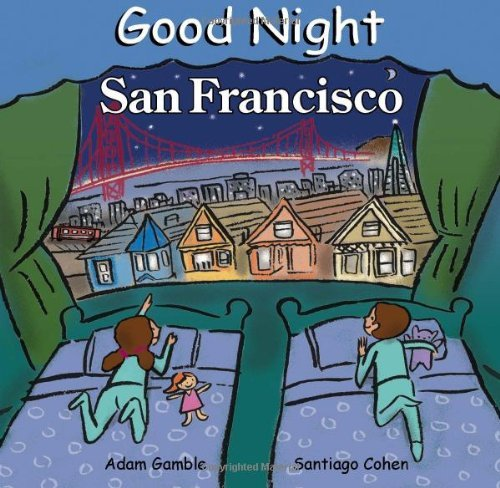 Good Night San Francisco 9780977797950