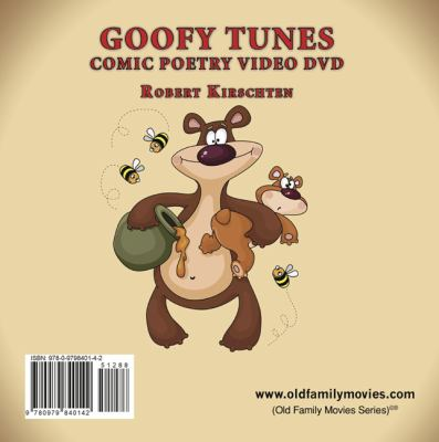 Goofy Tunes: Comic Poetry Video (DVD)