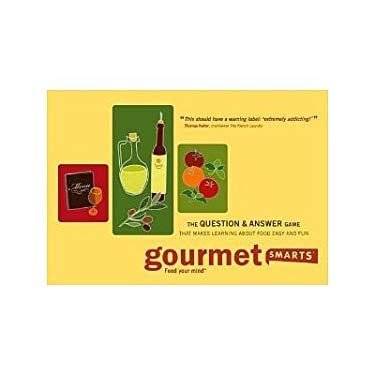 Gourmet Smarts Card Game: Feed Your Mind 9780979381249