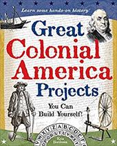 Great Colonial America Projects You Can Build Yourself!
