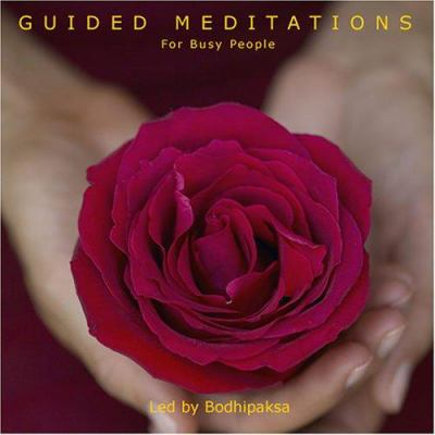 Guided Meditations for Busy People 9780972441438