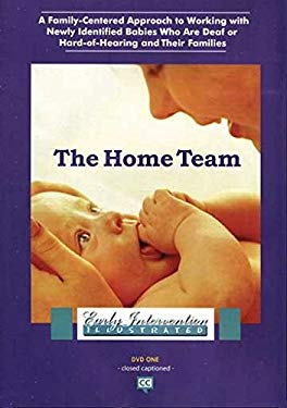 HOME TEAM EARLY INTERVENTION ILLUSTRATED DVD (Deaf/Hard of Hearing) 9780974788951