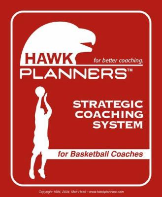 Hawk Planners Coaching Basketball 9780975970218