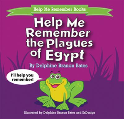 Help Me Remember the Plagues of Egypt 9780979911644