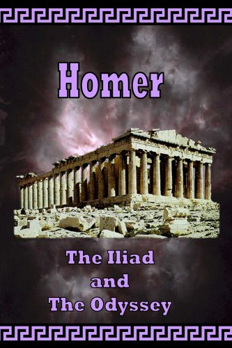 Homer - The Iliad and the Odyssey 9780977340002