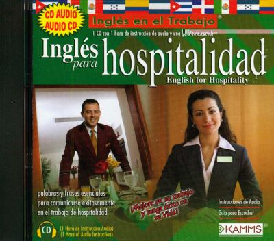 English for Hospitality: Ingles Para Hospitalidad 9780979500046