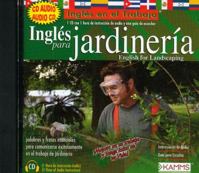 English for Landscaping: Ingles Para Jardineria 9780979500053