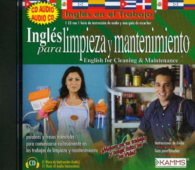 English for Cleaning & Maintenance: Ingles Para Limpieza y Mantenimiento 9780979842702