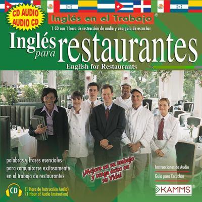 English for Restaurants: Ingles Para Restaurantes 9780979500039