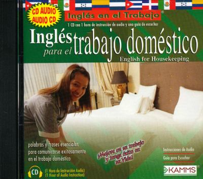 English for Housekeeping: Ingles Para El Trabajo Domestico 9780979500060