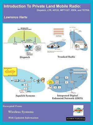 Introduction to Private Land Mobile Radio (Lmr): Dispatch, Ltr, Apco, Mpt1327, Iden, and Tetra 9780974694368