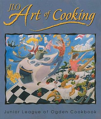 Jlo Art of Cooking 9780974010007