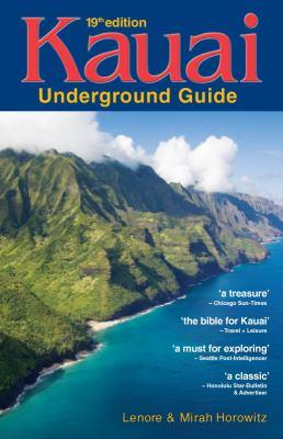 Kauai Underground Guide [With CD (Audio)]