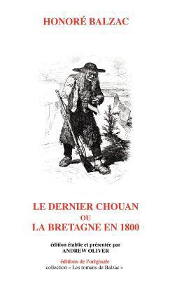 Le Dernier Chouan 9780973554731