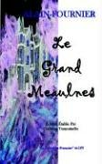 Le Grand Meaulnes 9780977716166