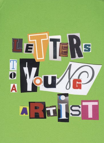 Letters to a Young Artist 9780977368006