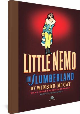 Little Nemo in Slumberland: Many More Splendid Sundays, Volume 2