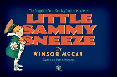 Little Sammy Sneeze 9780976888543