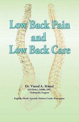 Low Back Pain and Low Back Care 9780974582177