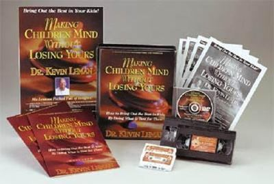 Making Children Mind Without Losing Yours Video Curriculum Kit 9780975858837