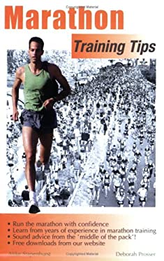 Marathon Training Tips 9780973424133