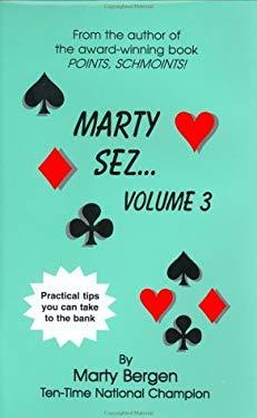 Marty Sez... 9780971663695