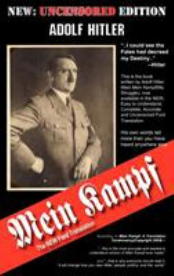 Mein Kampf - The Ford Translation 9780977476077