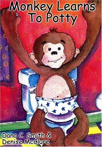 Monkey Learns to Potty 9780976287728