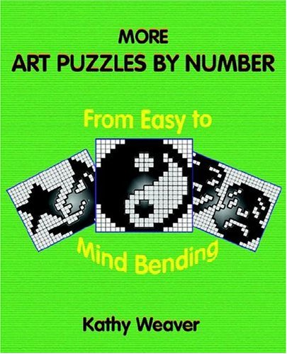 More Art Puzzles by Number 9780977707249