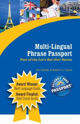 Multi-Lingual Phrase Passport 9780976484547