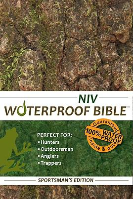 Waterproof Bible-NIV-Sportsman 9780979239458