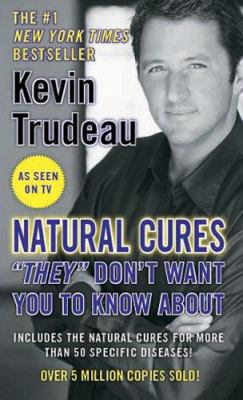 Natural Cures They Don't Want You to Know about 9780975599594
