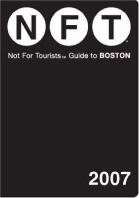 Not for Tourists Guide to Boston 9780977803125