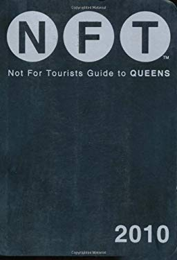Not for Tourists Guide to Queens [With Pull-Out Map] 9780979533945