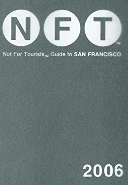 Not for Tourists Guide to San Francisco 9780975866405