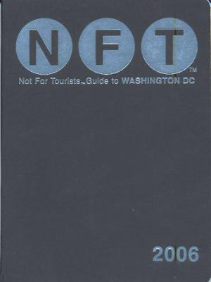Not for Tourists Guide to Washington DC 9780975866443