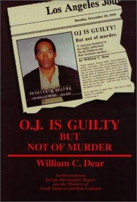 Oj is Guilty But Not of Murder 9780970205803