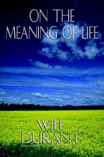 On the Meaning of Life 9780973769807