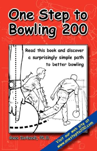 One Step to Bowling 200 9780978811204