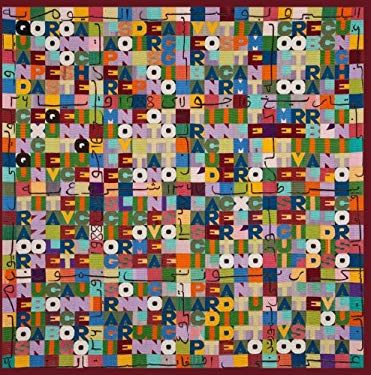 Order and Disorder: Alighiero Boetti by Afghan Women 9780977834488
