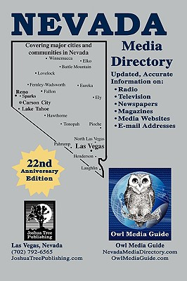 Owl Media Guide's Nevada Media Directory 22nd Anniversary Edition