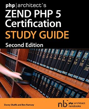 PHP]Architect's Zend PHP 5 Certification Study Guide 9780973862140