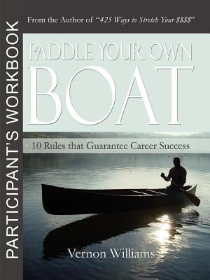 Paddle Your Own Boat - Participant's Workbook 9780977733859